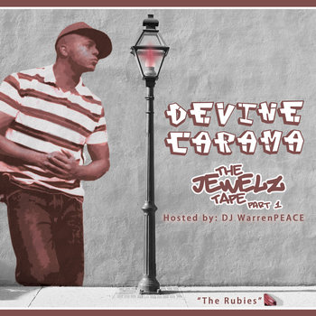 The JewelzTape (Mixtape) cover art