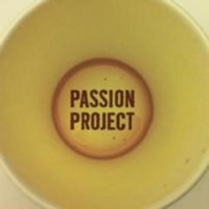 Passion Project cover art