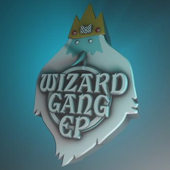 Wizardgang EP cover art