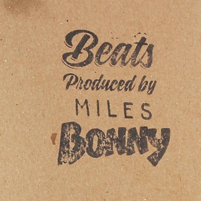 Produced by Miles Bonny cover art