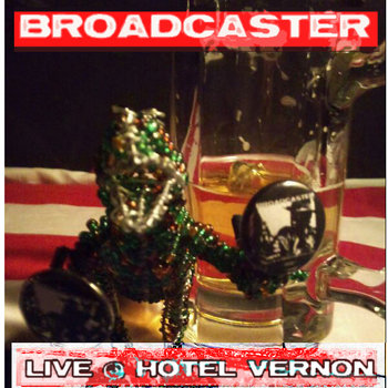 Live at Hotel Vernon cover art