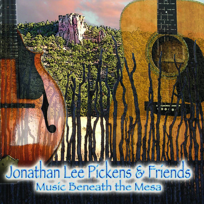 Music Beneath The Mesa cover art