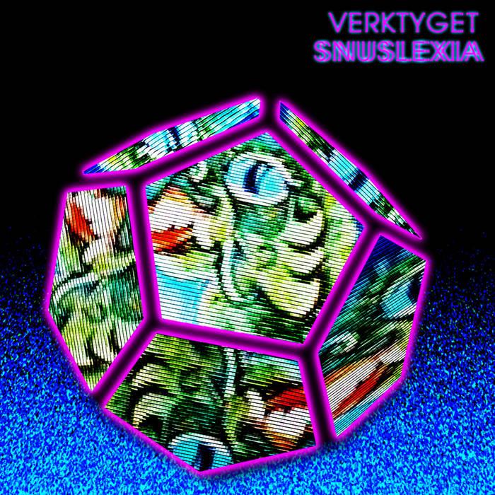 Snuslexia EP cover art