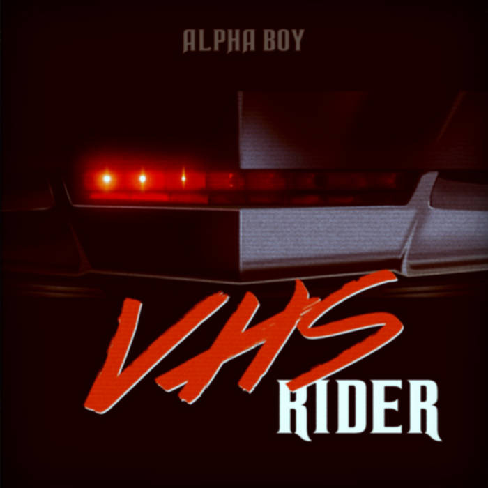 VHS Rider - EP cover art