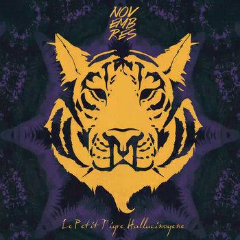 LE PETIT TIGRE HALLUCINOGÈNE EP cover art