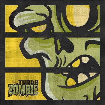 Throb Zombie cover art