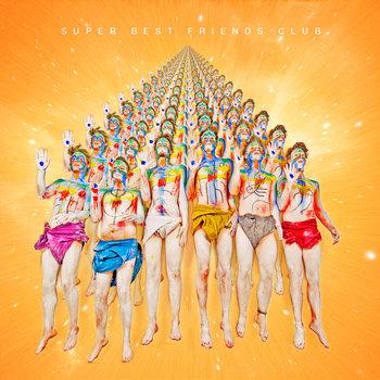 Super Best Friends Club cover art