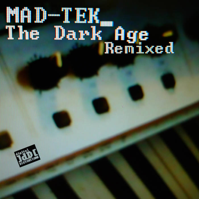 The Dark Age Remixed cover art