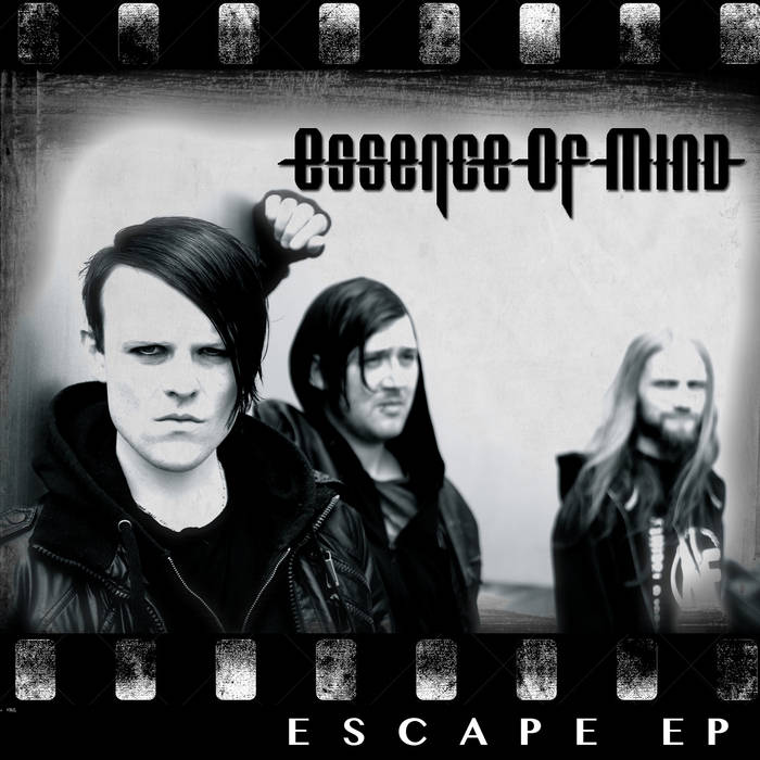Escape EP cover art