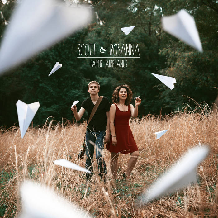 Paper Airplanes cover art