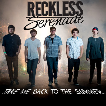 Take Me Back To The Summer cover art