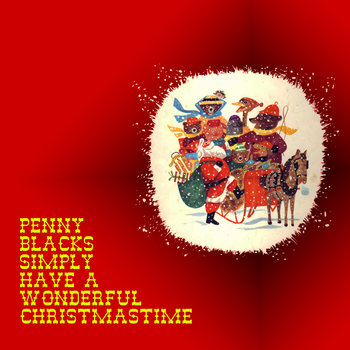 Wonderful Christmastime cover art