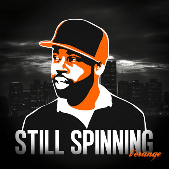 Still Spinning cover art
