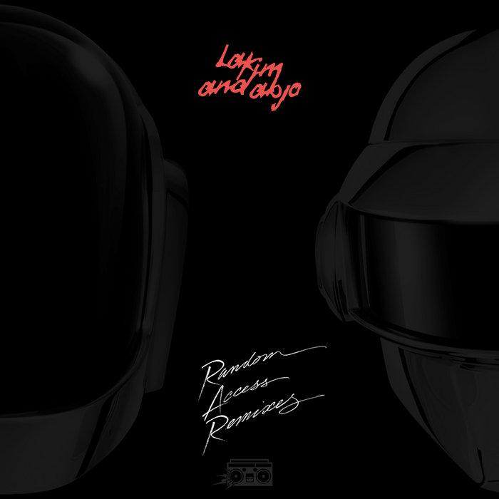 Random Access Remixes cover art