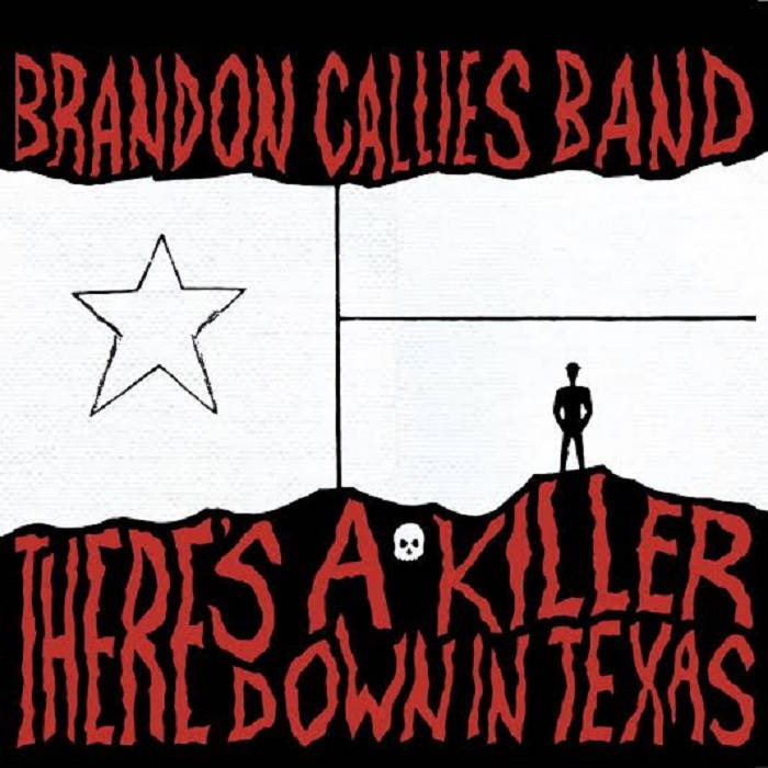 There's A Killer Down In Texas cover art