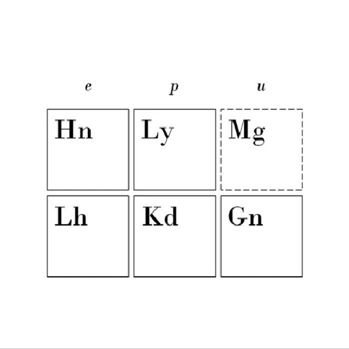 The Standard Model cover art