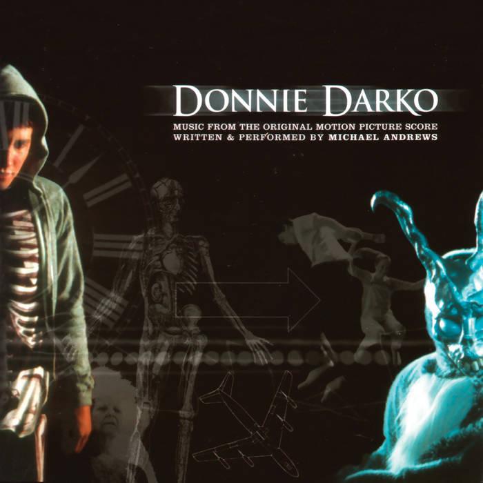 Donnie Darko Original Motion Picture Score cover art