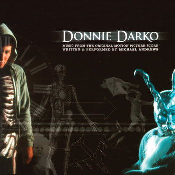 Donnie Darko Original Motion Picture Score cover art