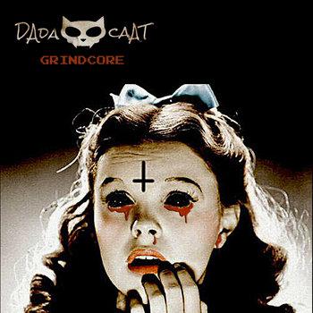 Grindcore cover art