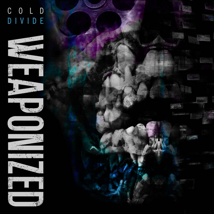 Weaponized EP cover art