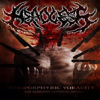 Hemoporphyric Voracity cover art