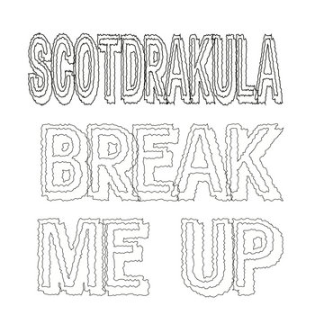 Break Me Up cover art