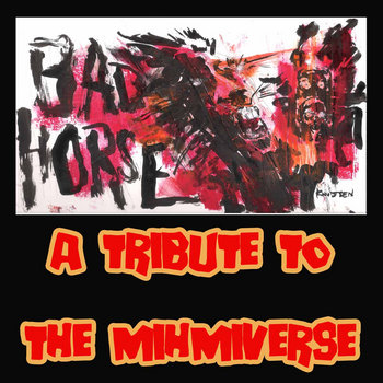 Tribute To The Mihmiverse!! cover art