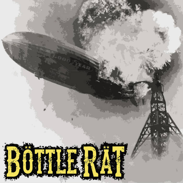 Everything Went Rat EP cover art