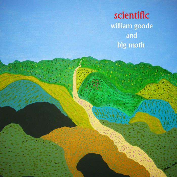 Scientific EP cover art