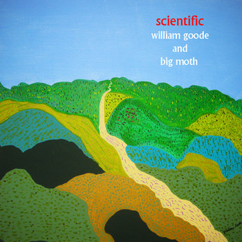 Scientific EP cover art