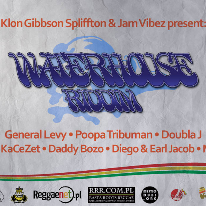 VA - Waterhouse Riddim by KGS cover art