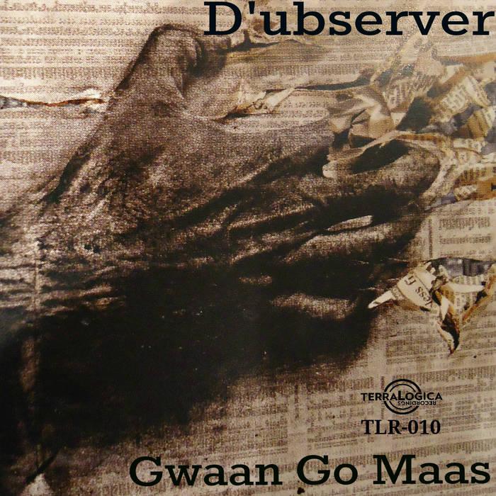 Gwaan Go Maas cover art