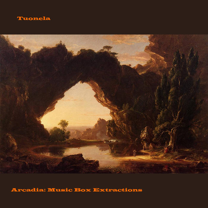 Arcadia: Music Box Extractions cover art