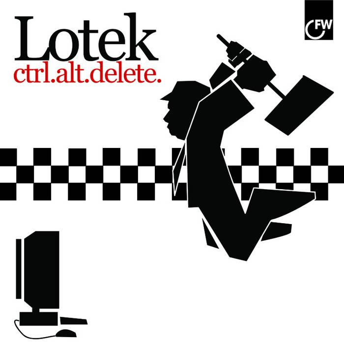 Control Alt Delete cover art