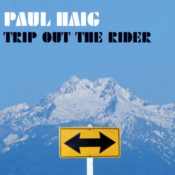 Trip Out The Rider EP cover art