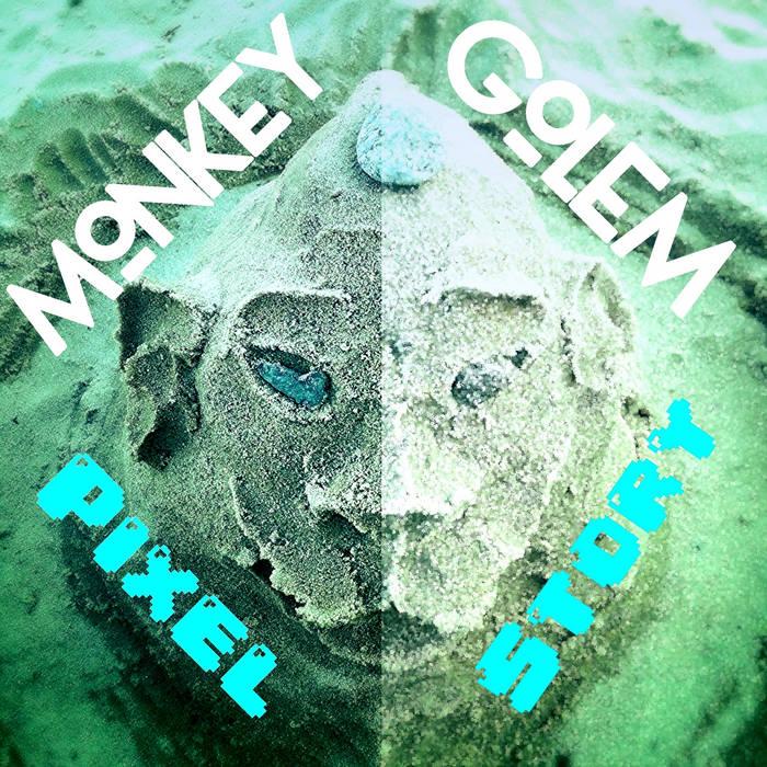 Monkey Golem Pixel Story cover art