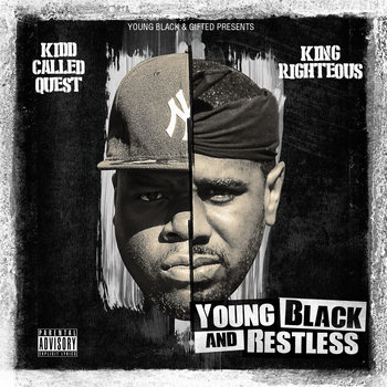 Young Black And Restless cover art