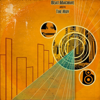 [BMRMX001] BeatMachine Meets The Nuv cover art