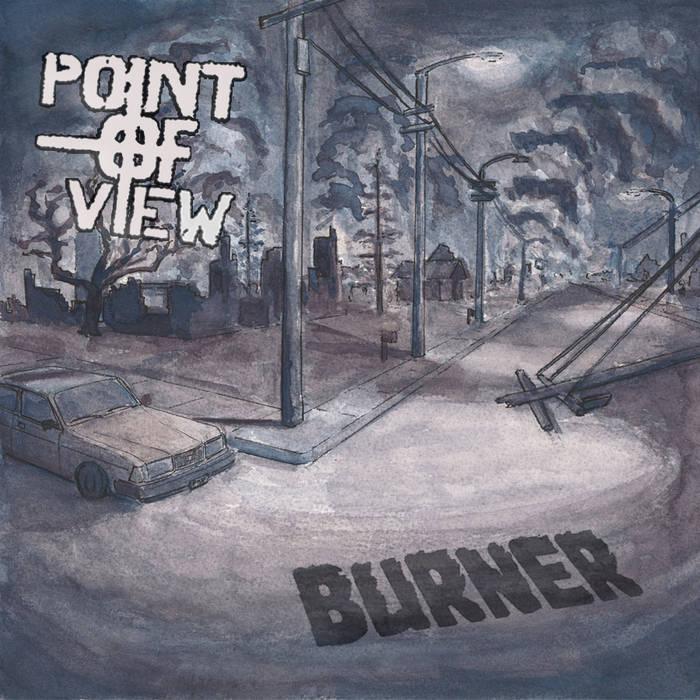 Burner cover art