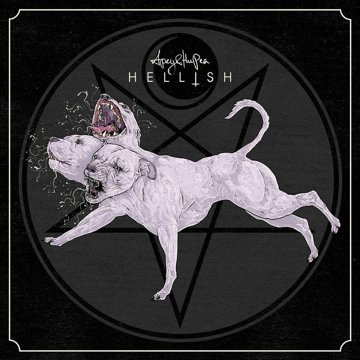 Hellish LP 2014 cover art