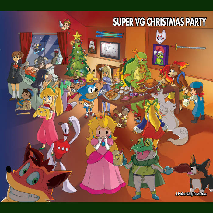 Super VG Christmas Party