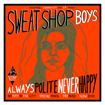 Always Polite, Never Happy cover art