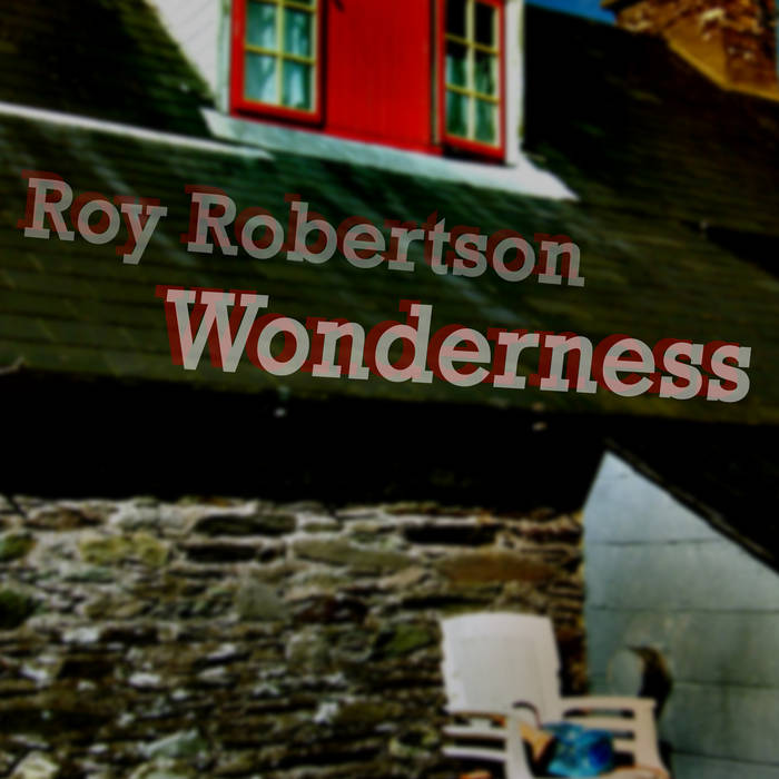 Wonderness cover art