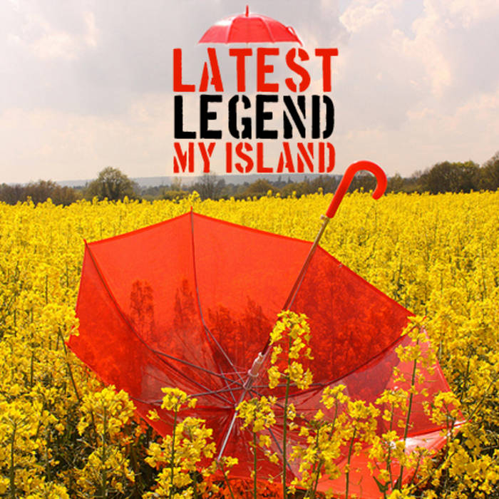 My Island cover art