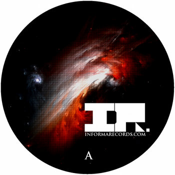 Interstellar EP (INFORMA005) cover art