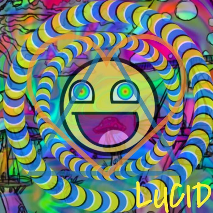 Lucid cover art