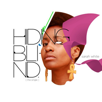 Hiding Blind (Single) cover art