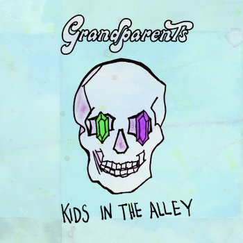Kids in the Alley (Cassingle) cover art