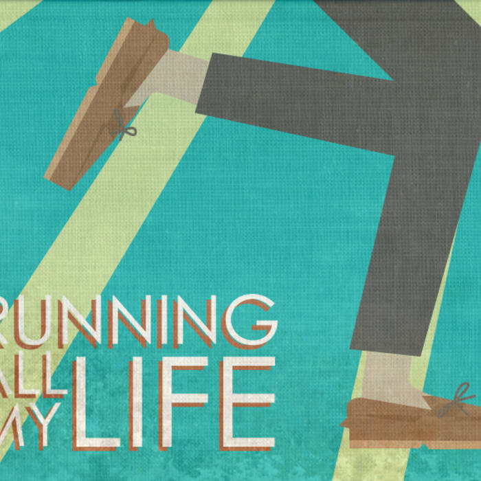 Running All My Life cover art
