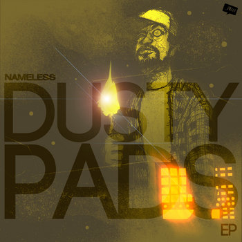 Dusty Pads EP cover art